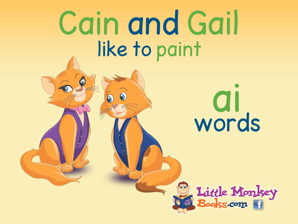 Cain and Gail like to paint